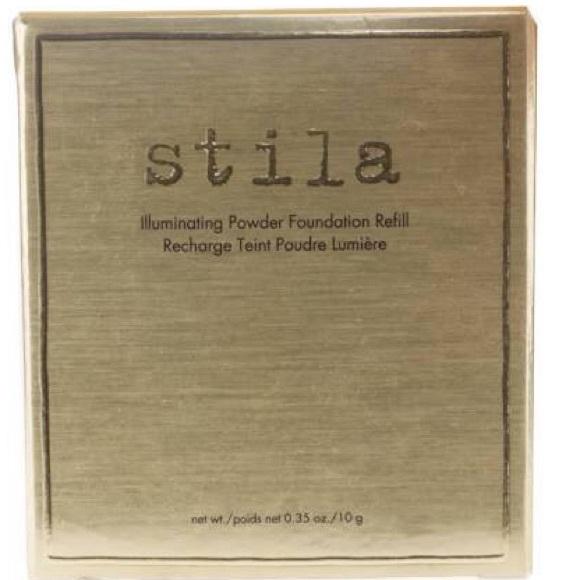 Stila Other - Stila Illuminating Powder Foundation Refill